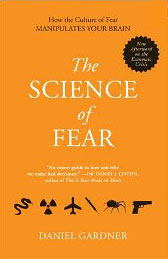 Science of Fear book cover