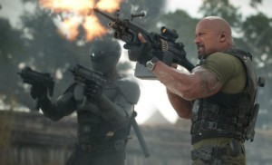 A scene from the 2013 film 'G.I. Joe: Retaliation.'